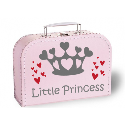 "Koffertje ""Little princess"""