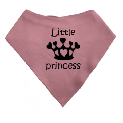 "Puntslabbetje ""Little princess"""