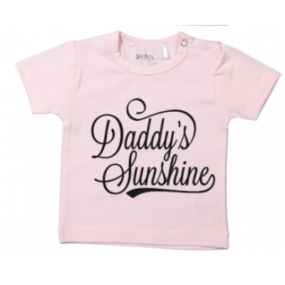 "T-shirt  ""Daddys sunshine"""
