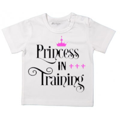 "T-shirt  ""Princess in training"""